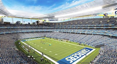 chargers stadium new goodell san diego must solve stadium issue for nfl to