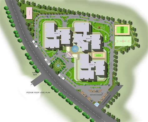 site plan omkara site plan for mla colony