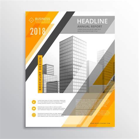Handout Design Vorlage Abstrakt Gelb Und Wei 223 Business Flyer Design Vorlage F 252 R