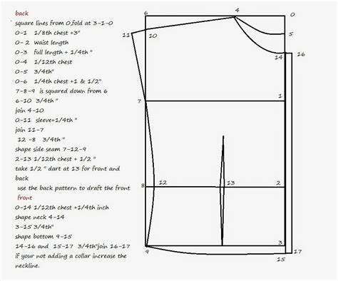 Drafting Kimono Pattern | kimono sleeve pattern drafting www pixshark com images