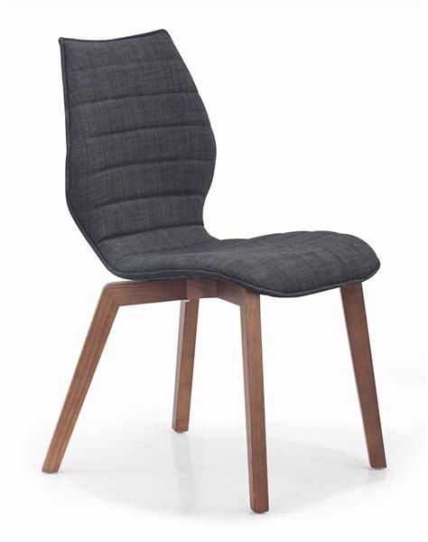 aalborg chair graphite modern digs furniture