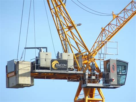 Cabin Crane by Tower Crane Cabin Free Stock Photo Domain Pictures