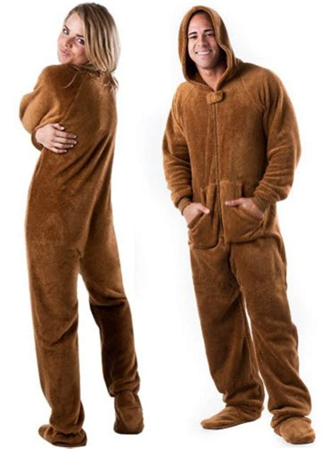 onesie for adults brown onesies for adults choozone