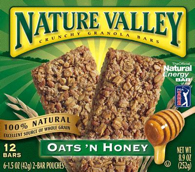 Nature Valley Detox by Ends Tonight At Safeway 4 Granola Bars Milk Only 2 93