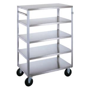 Multi Shelf Cart lakeside 357 multi shelf cart 5 shelf 18 x 31 transport