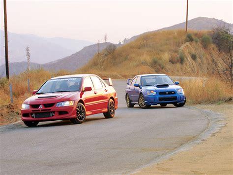 Image Gallery Subaru Evo
