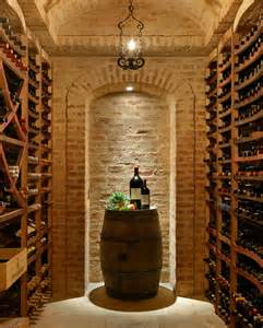 Home Engagements Functions Design small wine cellar with a barrel tasting table on the far wall the