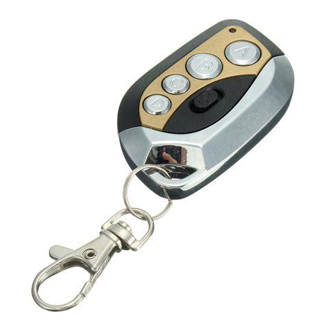 garage door key