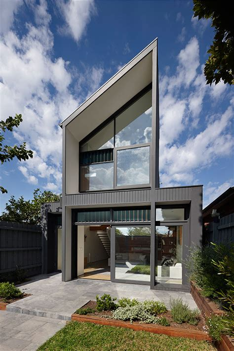 architect homes north fitzroy house contemporary extension makes no