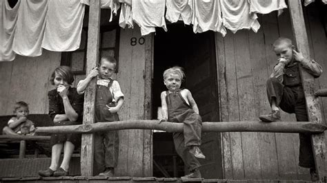 Laundry old photography children marion post wolcott