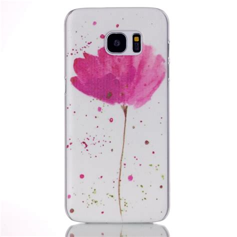 Hardcase Casing Samsung Galaxy S7 slim shell fashion pattern pc back cover for