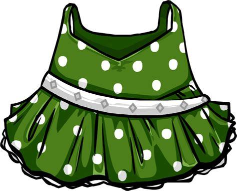 polka dot dress club penguin pookie wiki fandom powered by wikia