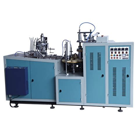 Paper Glass Machine - greentech engineering surat manufacturer of fully