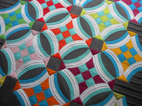 Quilting Patches by Sew Of Wonderful Nine Patch Quilt