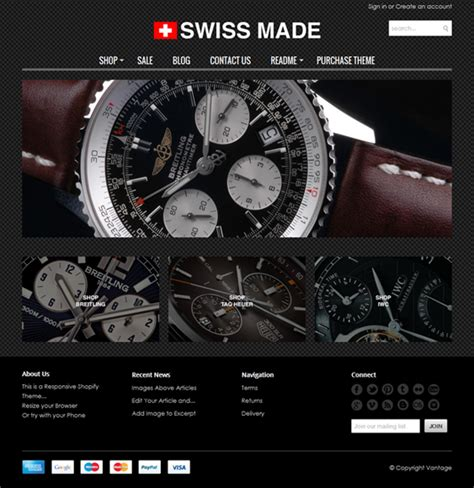 shopify themes vantage 22 of the best free premium dark shopify themes buildify