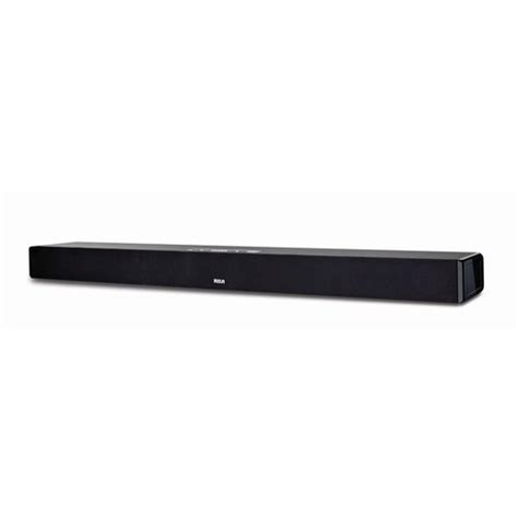 rca rts7010b 37 quot home theater sound bar with bluetooth