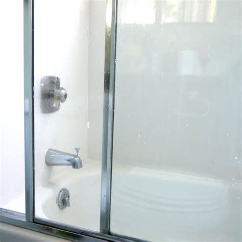 hard water stains bathtub clean hard water stains popsugar smart living