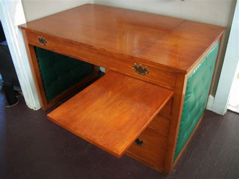 Vintage Drafting Tables For Sale Vintage Cherry Desk Mid Century Modern Drafting Table Writing Deco For Sale