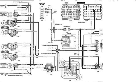 89 s10 light wiring diagram wiring diagram with