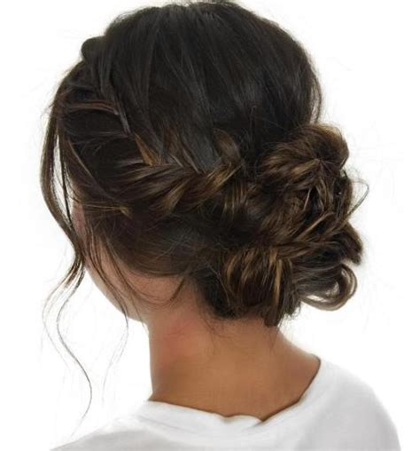 best updo over 40 over 40 updo welcome to the dark side 20 sexy brunette