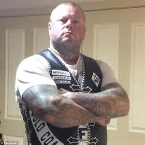 mongols bikie jailed for playing angry birds on his