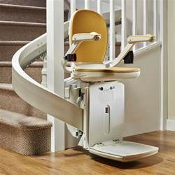 Curved Stair Lift by Stairlifts For Curved Stairs In South Africa