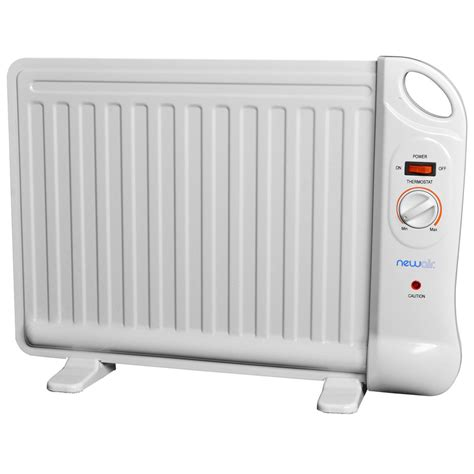 energy efficient room heaters newair ah 400 energy efficient 400 watt filled personal space heater