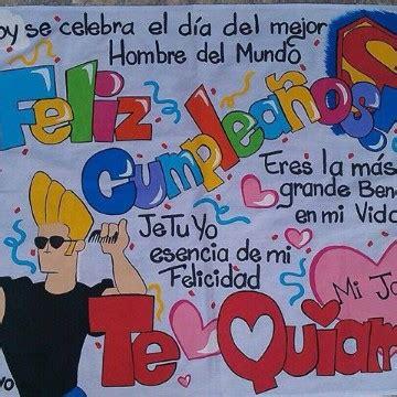 pancarta de amor amistad y feliz cumplea 241 os posot class pancartas de feliz cumplea 241 os originales hechas a mano