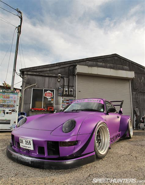 porsche rwb purple rwb porsche 964 turbo image 272