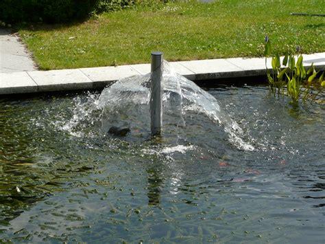 springbrunnen teich springbrunnen hagmans teiche
