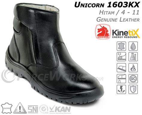 Sepatu Safety Kitchen sepatu safety iso dan sni