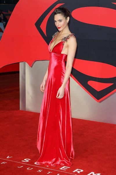 Gal Gadot Wardrobe by Fashion Files Gal Gadot In Prada At The Batman V