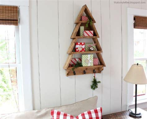 Tree Shelf Plans by That S Letter Diy Tree Shelf