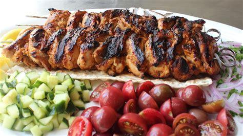 Ottoman Kebab by Turkish Chicken Kebabs Easy Grilled Chicken Kebab Recipe