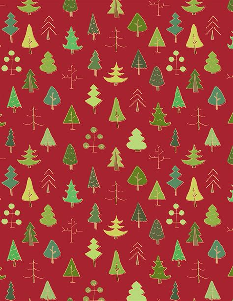 pattern christmas wrapping paper seasonal patterns on behance