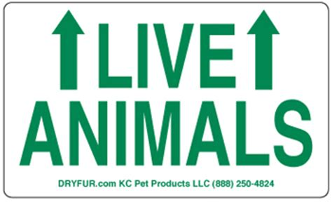 printable live animal stickers live animal stickers for tranport case boards ie