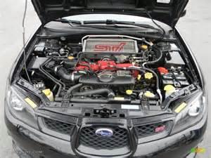 Subaru Sti Motor 2006 Subaru Impreza Wrx Sti 2 5 Liter Sti Turbocharged