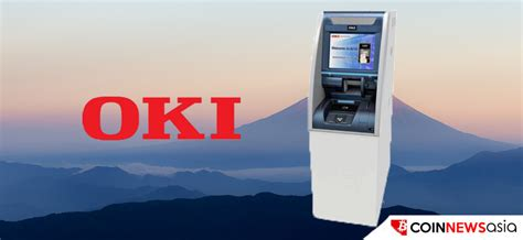 japans oki propelling bitcoin atm  developing asia coin news asia