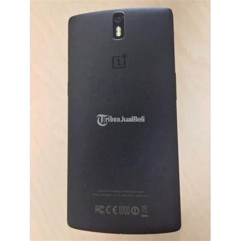 hp oneplus one 64gb fullset lengkap fungsi normal no dead