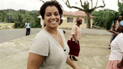 cnn michaela pereiras hair cnn anchors trace their roots