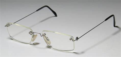 new 4 50 18 140 rimless drill mount eyeglass frames