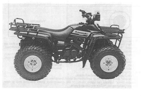 Kawasaki 1985 Bayou 300 Parts Diagram Downloaddescargar Com