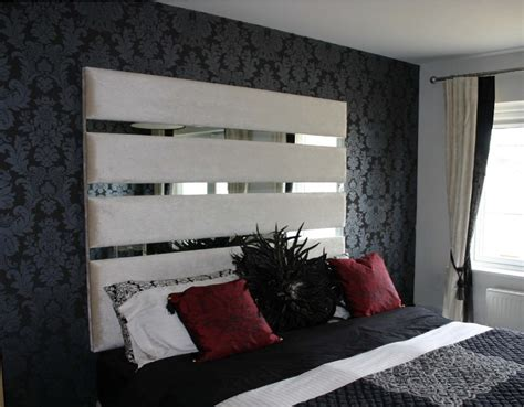 bed designs with cushioned headboard upholstered headboards ray shannon design