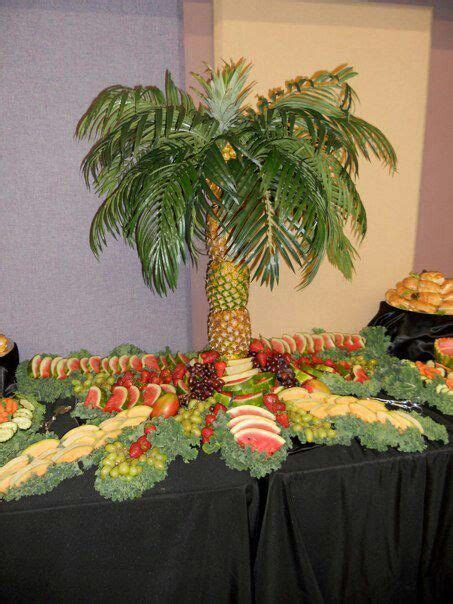 Fruit Table For Baby Shower by 27 Best Ideas About Fruit Table On Food Presentation Baby Showers And Hawaiian