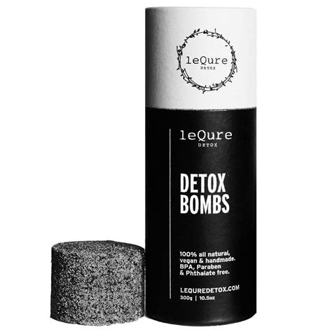 Detox Buy by Buy Lequre Detox Bombs 200g At Chemist Warehouse 174
