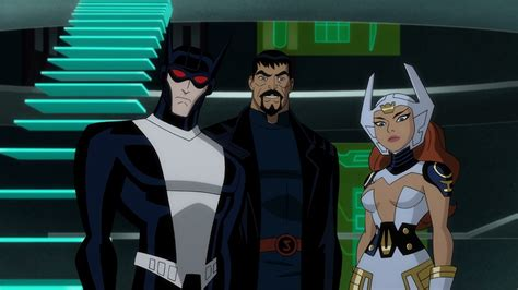 movie justice league gods and monsters justice league gods and monsters review gaming