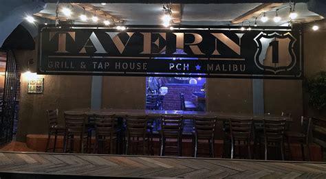 tap room pacific tavern 1 grill tap house pch malibu malibu ca california beaches