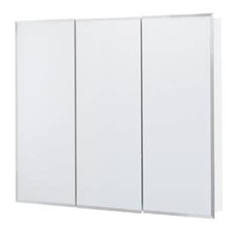 MIRROR MEDICINE CABINET SURFACE 3 DOOR ? Cabinet Doors