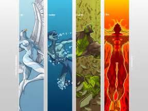 Four Elements Four Elements Wallpaper By Crisvector On Deviantart
