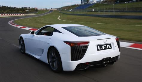 Price Of A Lexus Lfa by Lfa Lexus Price